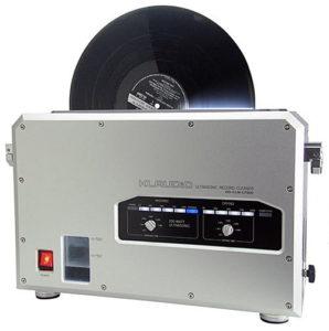 超音波振動式オートマチック・レコードクリーナー KLAUDiO CLN-LP200