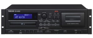 TASCAM 業務用カセットレコーダー CD-A580