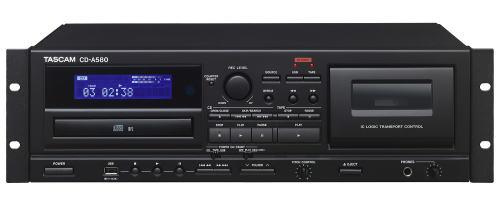 TASCAM業務用カセットレコーダー