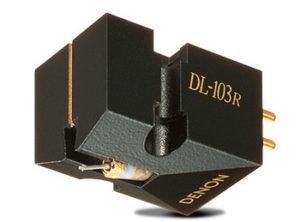 DENON MCカートリッジ DL-103